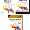 IIT Foundation Series – Physics,Chemistry & Maths Practice Book Class 10 - set of 3 books