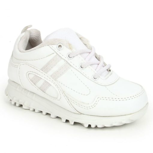 Liberty (Force10) White Lacing School
